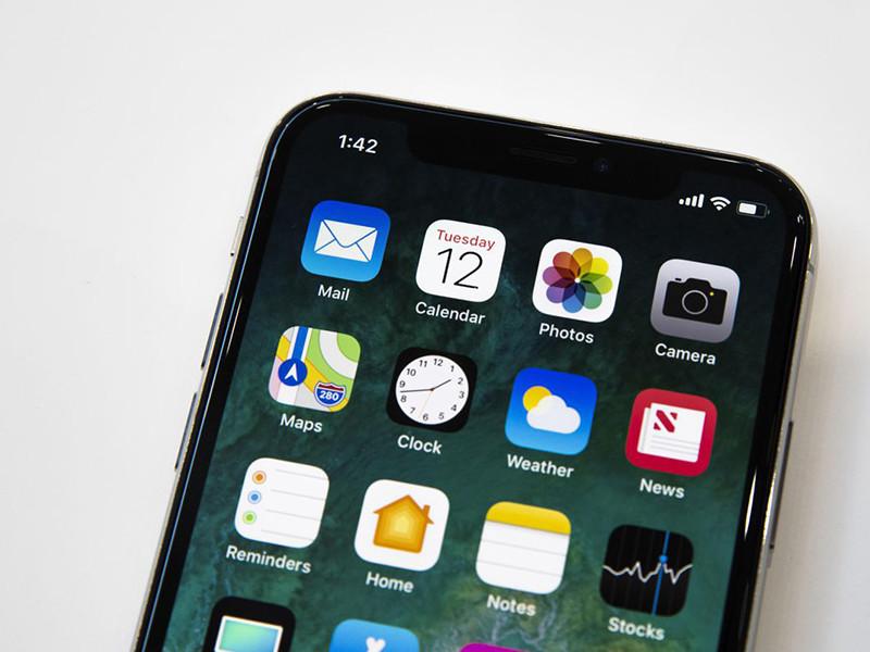 苹果iPhoneX(256GB)机身细节第5张