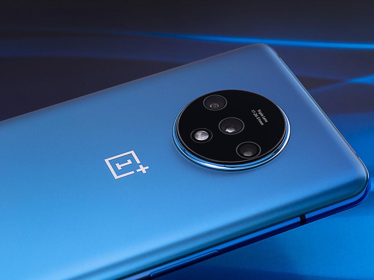 一加手机7T(8+256GB)整体外观第2张