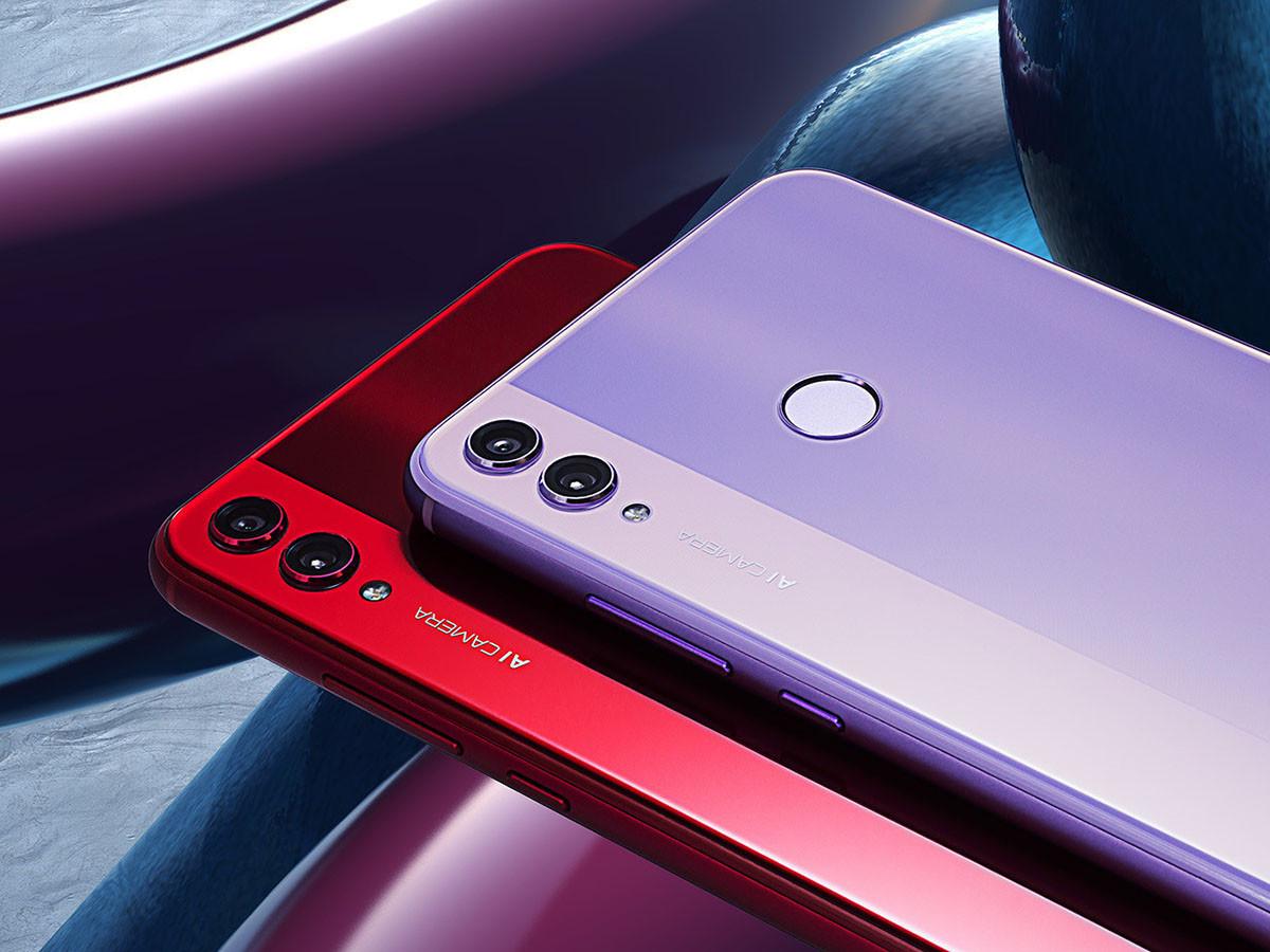 荣耀8X(6+64GB)产品对比第6张