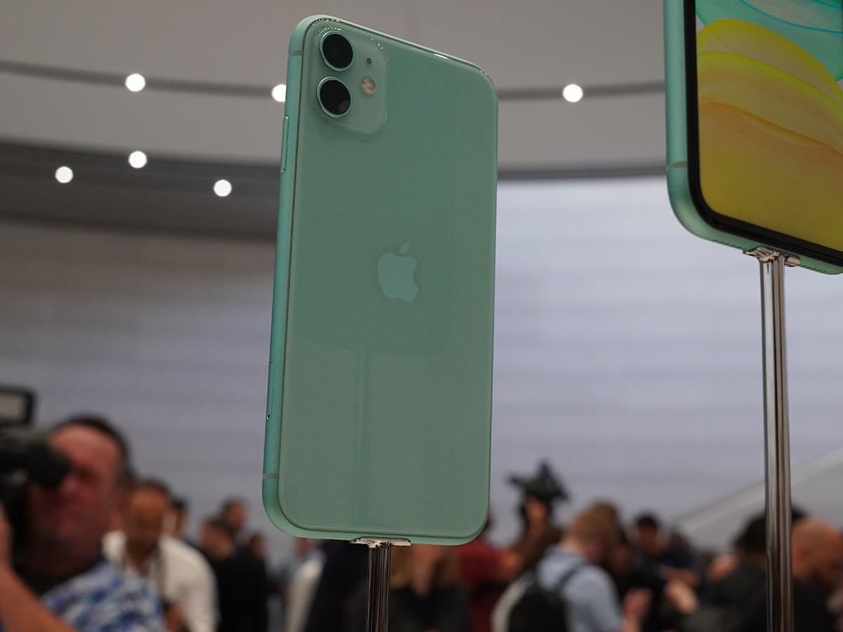 苹果iPhone11(128GB)整体外观第7张