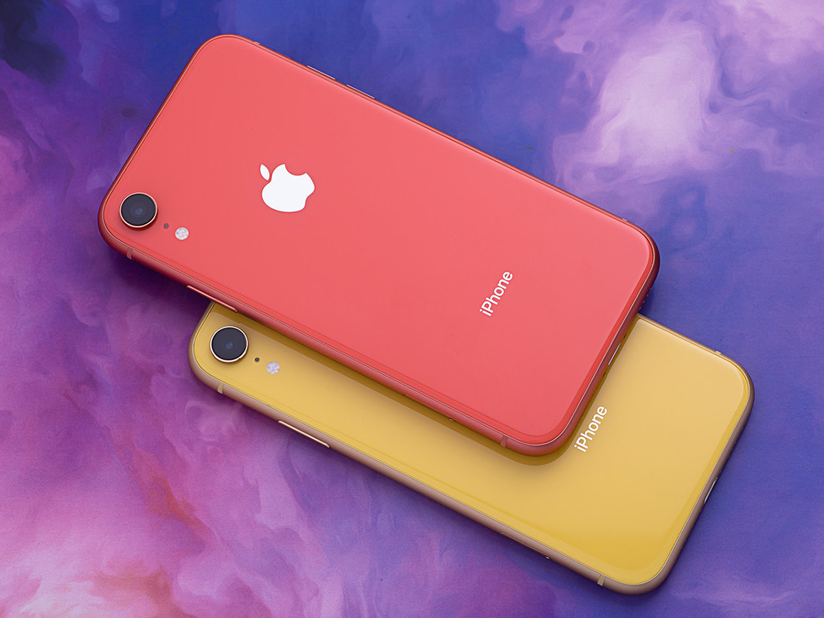 苹果iPhoneXR(128GB)产品对比第3张