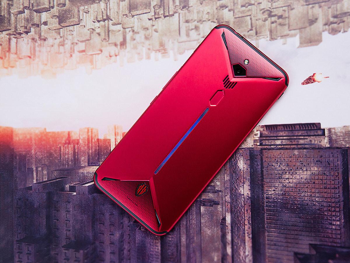 努比亚红魔3电竞手机(8+128GB)整体外观第4张