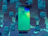 三星Galaxy S10+整体外观第1张图
