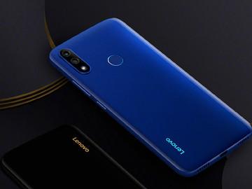 Lenovo A6 Note蓝色