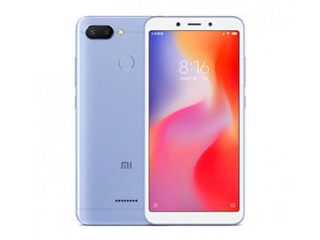 红米6(32GB)蓝色