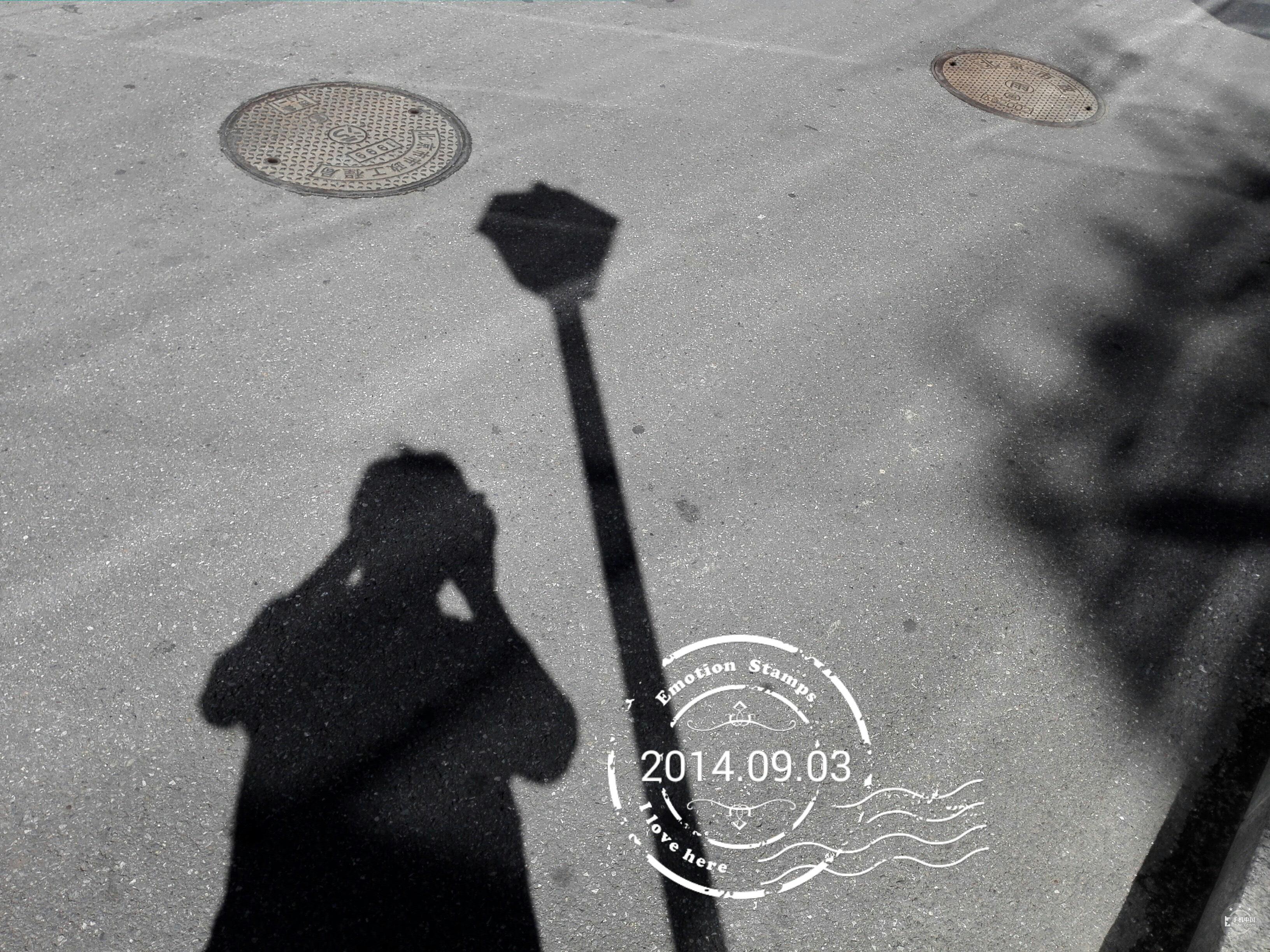 华为AscendMate7(标准版/移动4G)手机拍照出来的影像图第8张